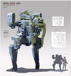MNU B24MK Mech Concept