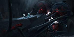 Alien TRANSPLANT