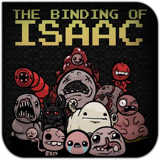 The Binding Of Isaac (v3) By Tchiba69 On DeviantArt