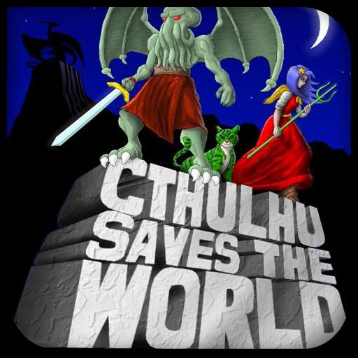 Cthulhu Saves the World by tchiba69