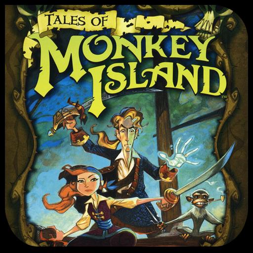 Tales of Monkey Island by tchiba69