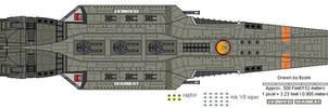 Seaxneat-class Battlecruiser