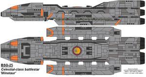 Battlestar Minotaur complete