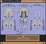 USS Picard NX-73923