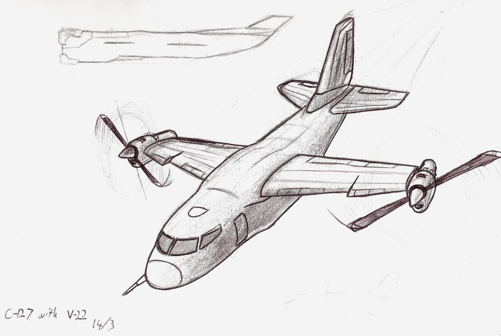 vtol cargo aircraft by itsomi on deviantart