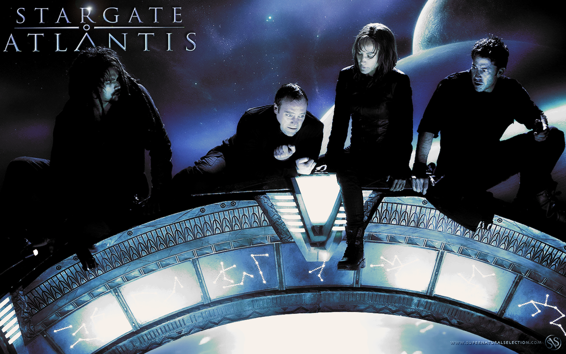 Watergate - Stargate Atlantis by jessicarae24