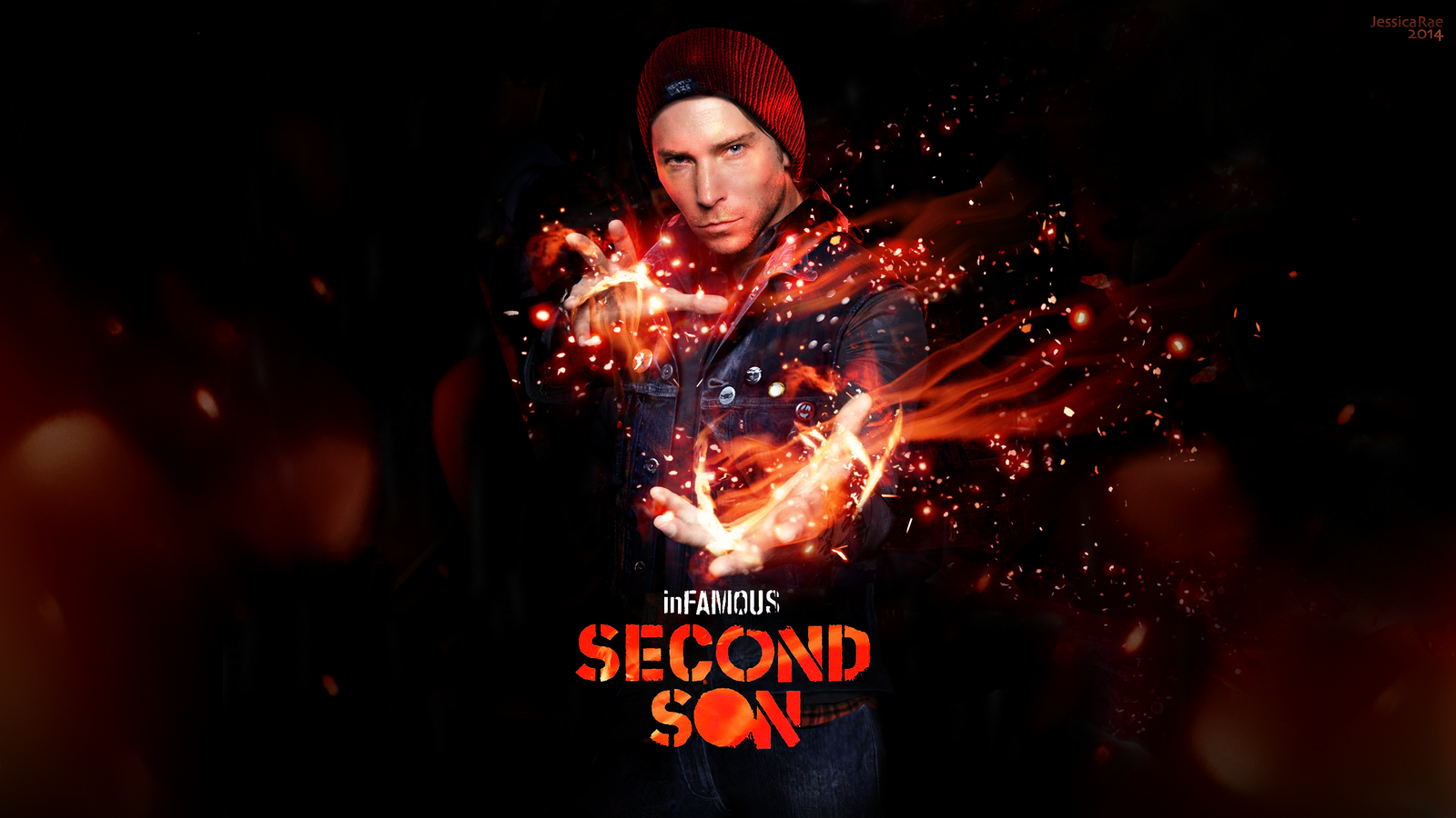 The Real Second Son By Jessicarae24 On DeviantArt
