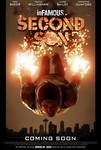 Infamous Second Son Movie Poster