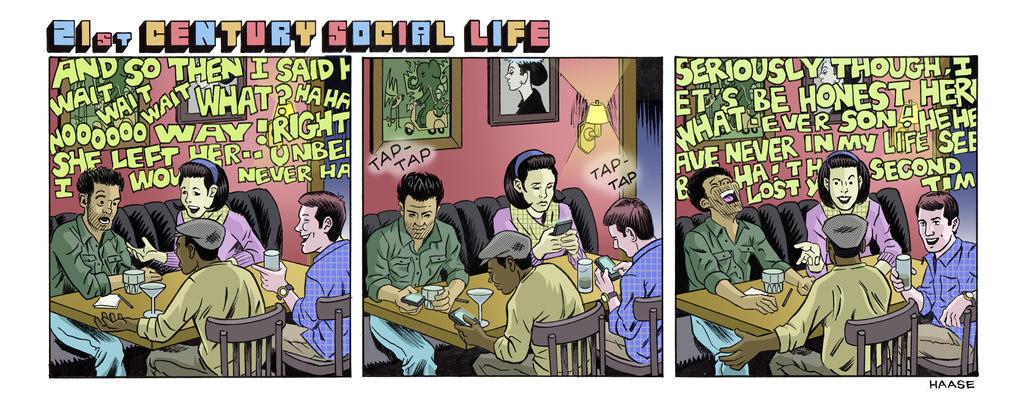 modern social life by kylehaase