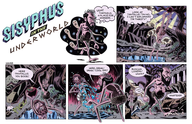 Sisyphus pt.4 by kylehaase