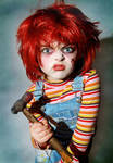 Halloween is Childs play by Harpyimages