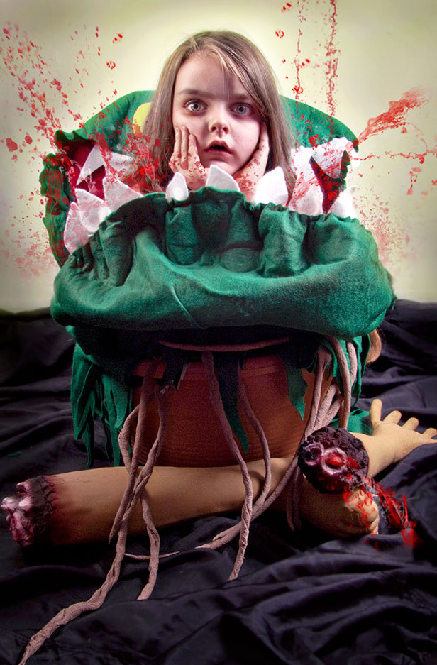 Little shop of horrors part 2 by Harpyimages