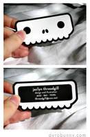 skully cards by hexasketch