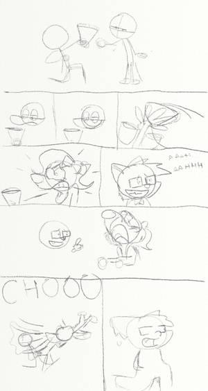 Request Comic Sketch