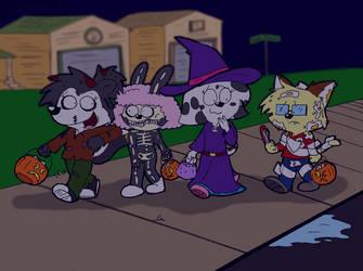 Halloween by Ballisticfury