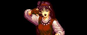 King Of Fighters 94 Rebout Athena Asamiya