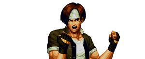 King Of Fighters 94 Rebout Kyo Kusanagi