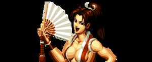 King Of Fighters 94 Rebout Mai Shiranui