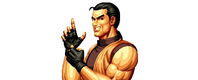 Kof Clark Dibujo Deviantart: King Of Fighters 94 Rebout Robert Garcia By Hes6789 On