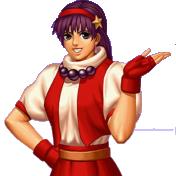 King Of Fighters 97 HD Athena Asamiya