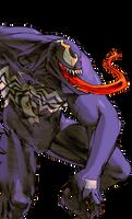 Marvel VS Capcom 2 Venom