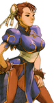 Marvel VS Capcom 2 Chun-Li