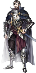 Record of Lodoss War Online King Kashue by hes6789