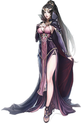 Record of Lodoss War Online Karla The Grey Witch by hes6789
