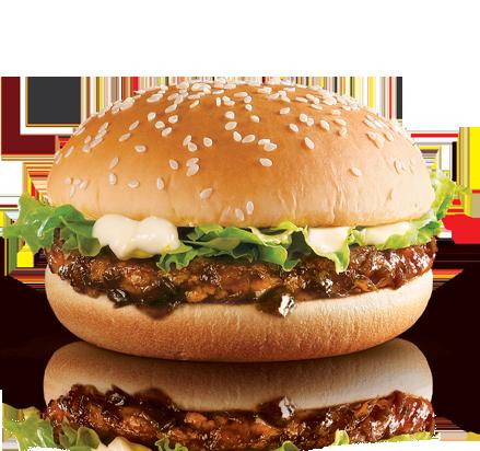 Mcdonalds Korea Bulgogi burger by hes6789 on DeviantArt