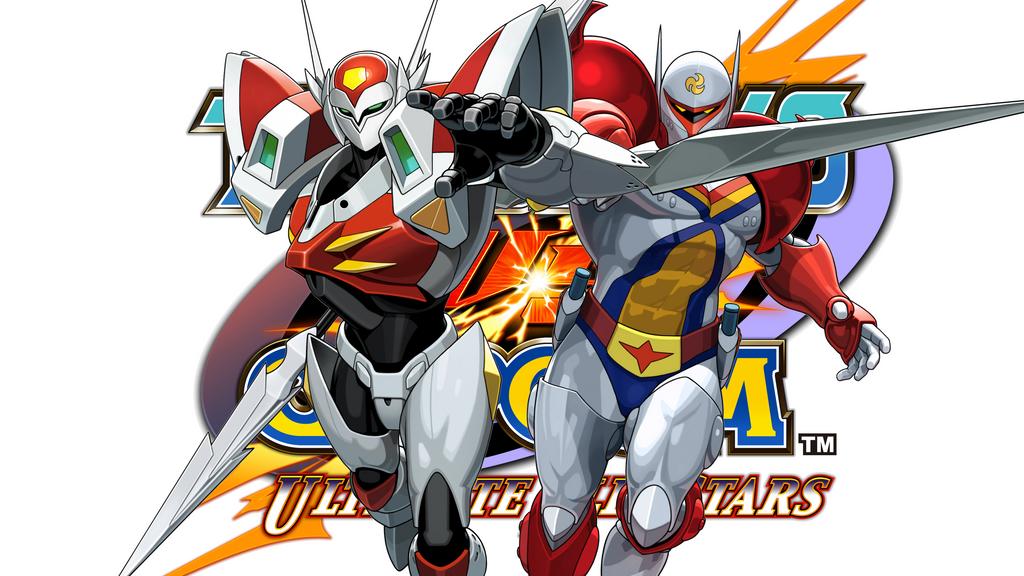 Tatsunoko vs Capcom Ultimate All stars Tekkaman & Tekkaman