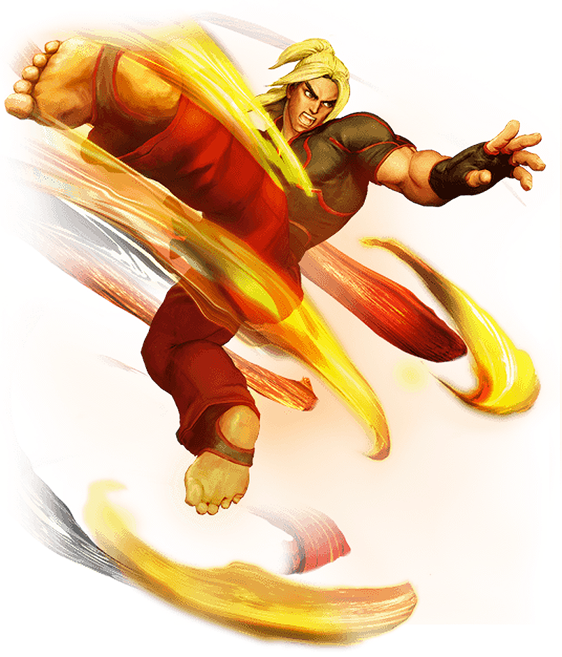 Street Fighter 5 Ken By Hes6789 On Deviantart