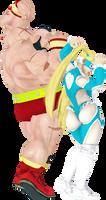 Street Fighter V - Intro