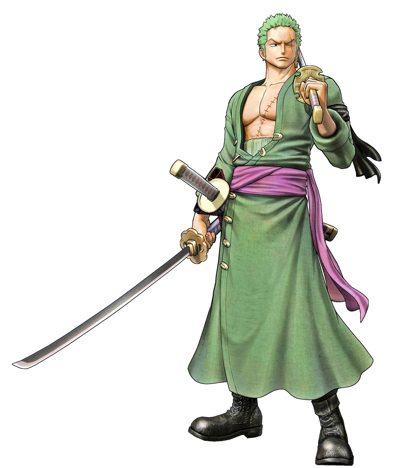 Marco Pirate Warriors 3: One Piece Pirate Warriors 3 Roronoa Zoro By Hes6789 On