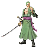 One Piece Pirate Warriors 3 Roronoa Zoro