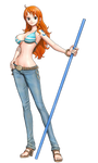 One Piece Pirate Warriors 3 Nami