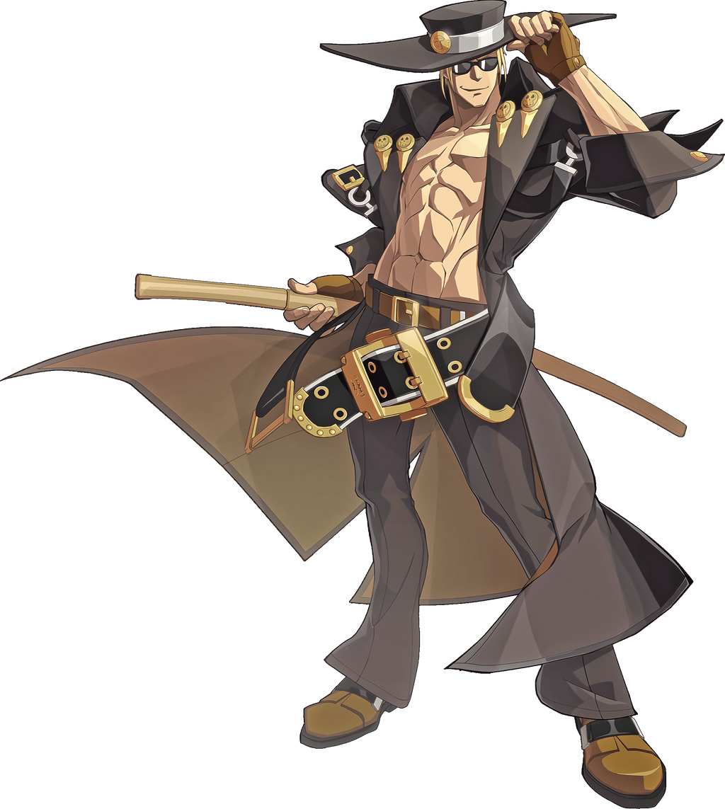 Guilty Gear Wallpaper: Johnny By Hes6789 On DeviantArt