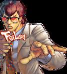 Street Fighter 4 Arena FeiLong Alternate costume 1