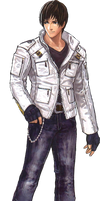 King of Fighters XIV - Kyo Kusanagi