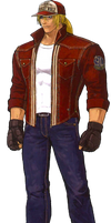 King of Fighters XIV - Terry Bogard