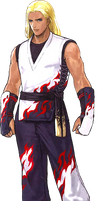 King of Fighters XIV - Andy Bogard