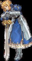Kinu Nishimura - Artoria Pendragon (Saber)