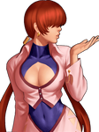 King of Fighters 98 UM OL Shermie