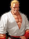 King of Fighters 98 UM OL Geese Howard