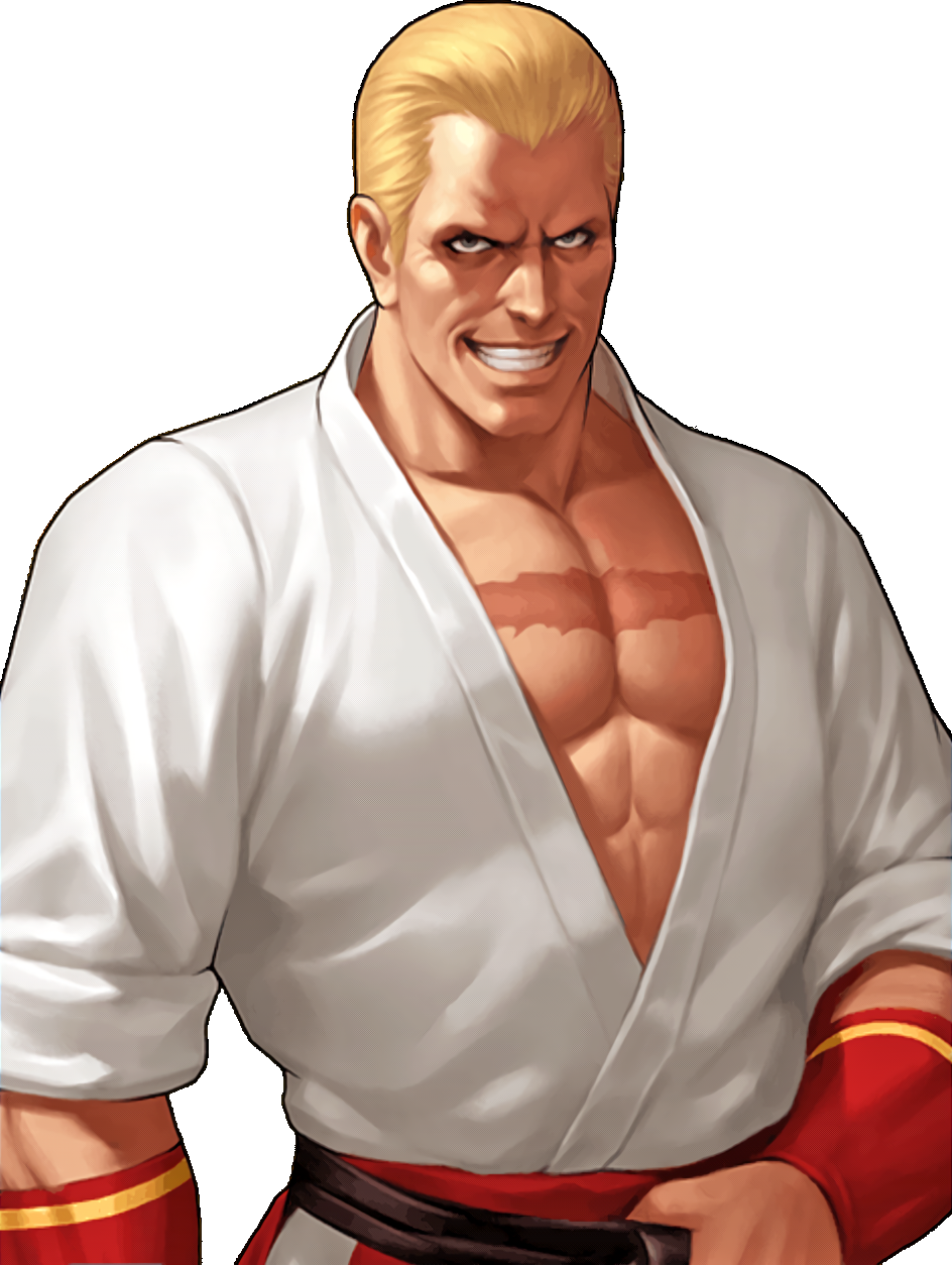 Image result for geese kof
