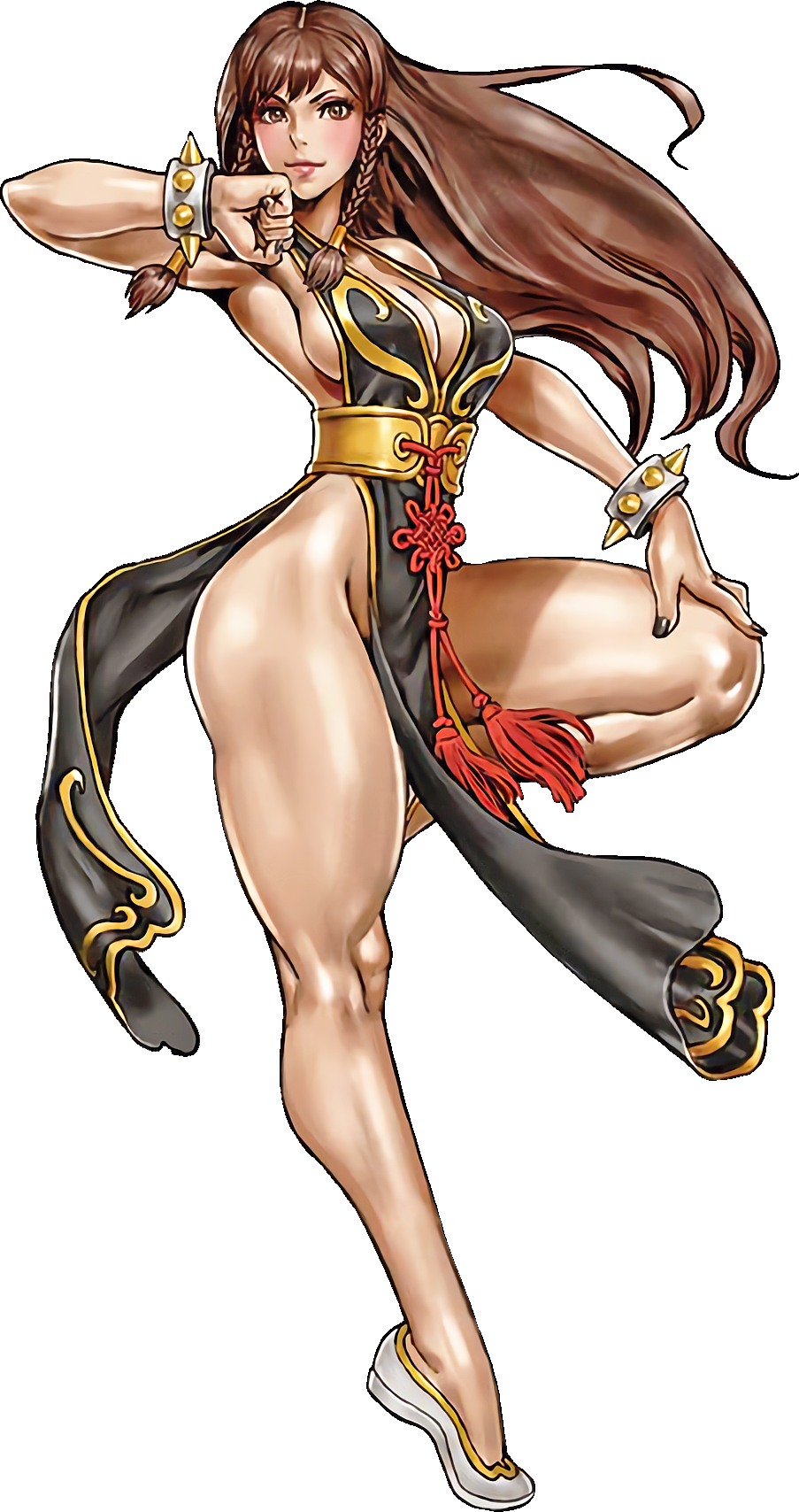 Street Fighter Bishoujo Chun Li Alternate Costume By Hes6789 On