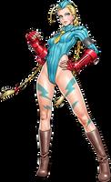 Street Fighter Bishoujo Cammy Alpha Costume