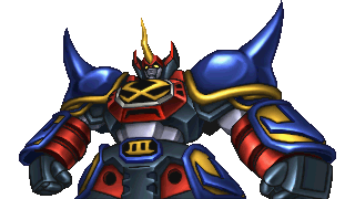Super Robot Wars Alpha - Goshogun