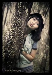 Senyum Manyun by 1-bra