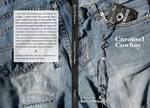 'Carousel Cowboy' Book Cover