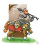 Knight Centaure